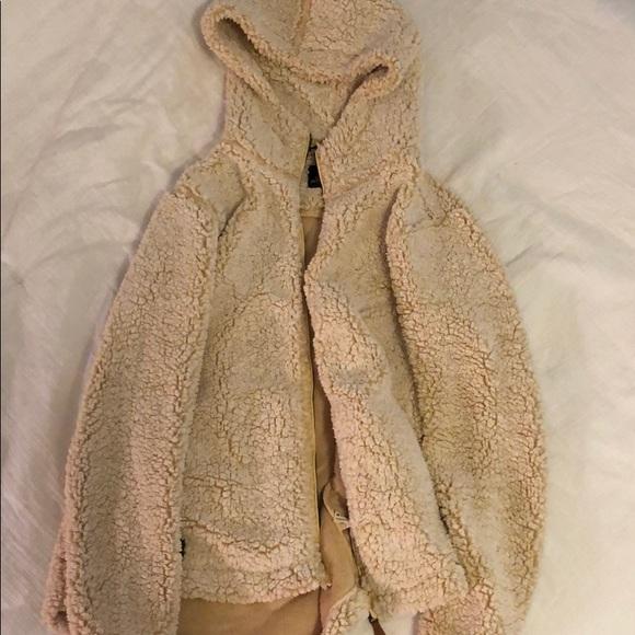 28ae619dc4 Simply Southern Jackets & Coats   Sherpa Coat Teddy Bear Jacket ...